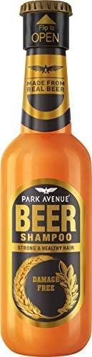 Park Avenue Damage Free Hair Beer Shampoo, 350ml