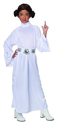Imagen de disfraz de princesa leia  tamaño pequeño 3 4 años alternativa