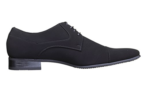 Reservoir Shoes - Chaussure Derbie Sao Black Lamy Noir