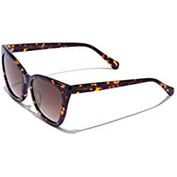 HAWKERS Melrose Gafas de sol, Marrón, One Size Womens