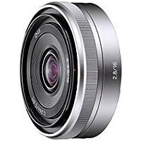 Sony SEL16F28 E Mount  - APS-C 16mm F2.8 Prime Lens