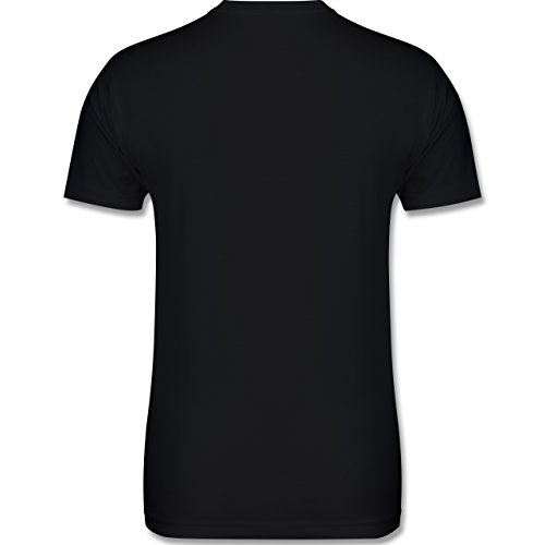 Statement Shirts - Dream On Strand Meer - Herren Premium T-Shirt Schwarz