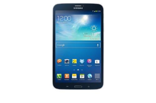 20,3 cm (8 Zoll) Tablet (1,5GHz, Dual-Core, 1,5GB RAM, 16GB interner Speicher, 5 Megapixel Kamera, LTE, Android 4.2) schwarz ()