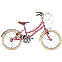 Elswick Harmony - Accesorio para bicicleta infantil, color rojo, talla 6-8 Years