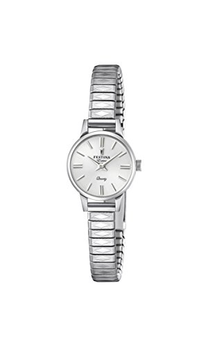 Festina Womens Analogue Classic Quartz Watch with Stainless Steel Strap F20262/1