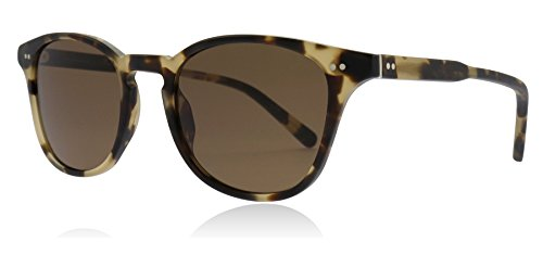 Shwood WAK2MHB Matte Havana Mattes Havanna Kennedy Square Sunglasses Lens Category 3 Size 50mm