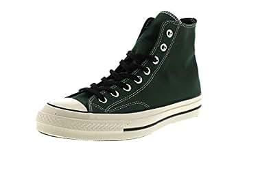 Converse in Übergröße Chuck 70 HI 163332C fir Black