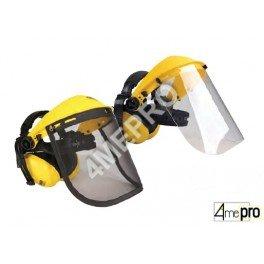Oregon Gesichtsschutz Gehörschutz -25dB Klar
