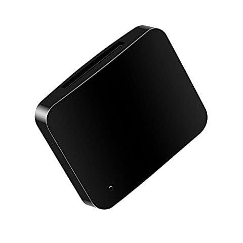 Bluetooth 4.0 Audio Adaptor / Receiver, Mpow Streambot Idock Wireless Bluetooth Stereo 4.0 A2DP Music Receiver 30-pin Speaker Dock Wireless Adapter for iPod iPhone Dock Bose Sounddock 10/II/Portable, iPod iPhone Dock Speaker and Other Docking Station Stream Music