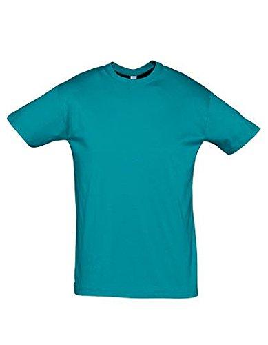 Sols Regent T-Shirt 150 Duck Blue