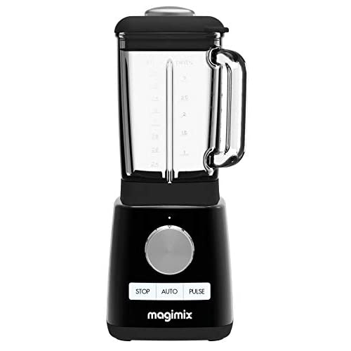 31Wqa3b1VGL. SS500  - Magimix  11610 Le Blender, Black Finish