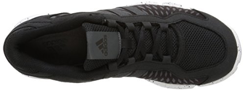 Adidas Performance Adipure 360 â??â??Controllo Formazione scarpe, nero / argento / scuro solido grig Black/Silver/Dark Solid Grey