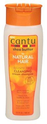 Cantu Sulfatfreies Pflege-Shampoo, 400 ml