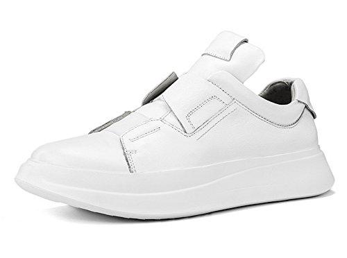 Hommes Chaussures En Cuir Décontractées Respirantes 2017 Automne Hiver Nouveaux Chaussures De Sport Low Top Sports Chaussures De Fitness Légères