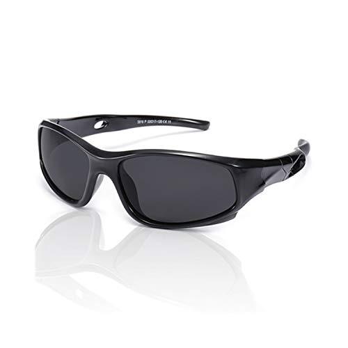 Vikimen Sportbrillen, Angeln Golfbrille,Children Sunglasses Polarisiert Boys Girls Kids Baby Sports Sunglasses Safety Coating Sunglasses Goggles Eyewearuv400 Green