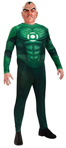 Erwachsene Green Lantern Für Kostüm - Rubie's Deluxe Kostüm Green Lantern Sinister
