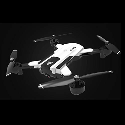 CHOULI 2Battery Sg900-S One Key Landing HD-Kamera Rc Hubschrauber Smart Drone 720P weiß - Hd Keys