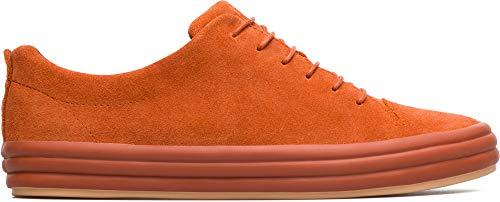Camper 8432561385869 – Zapatillas de Otra Piel para Mujer Marrón marrón 36 EU