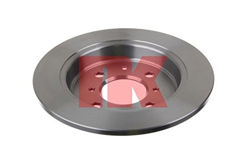 Preisvergleich Produktbild NK 202657 Bremsscheibe Scheibenbremsen, Bremsscheiben (x2)