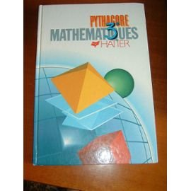 Mathématiques 3e (Collection Pythagore)