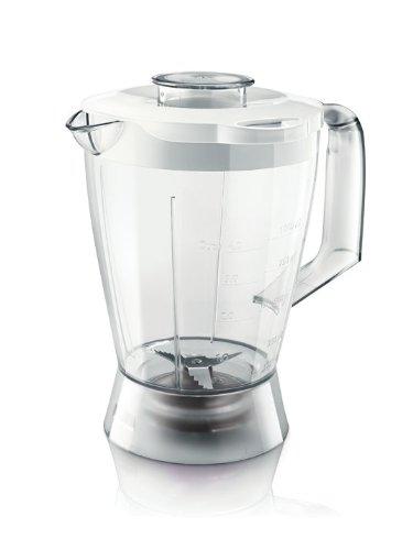 Philips-HR762801-Daily-Collection-Kchenmaschine-Kunststoff-22-liters-BeigeTransparent