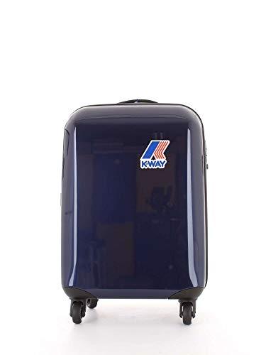 K-Way System Mini Trolley Blu Uni