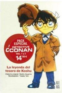 Pack Detective Conan 1 y 2 par YUTAKA TANI