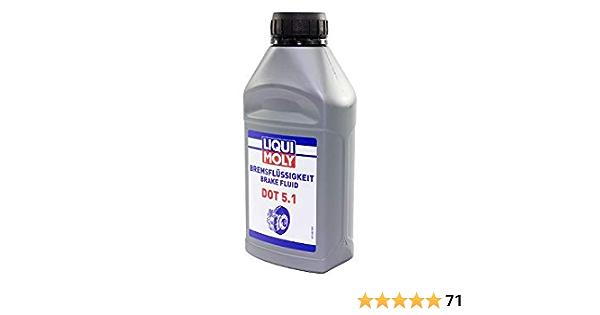 Liqui Moly 21161 Bremsflüssigkeit Dot 5 1 500 Ml Auto