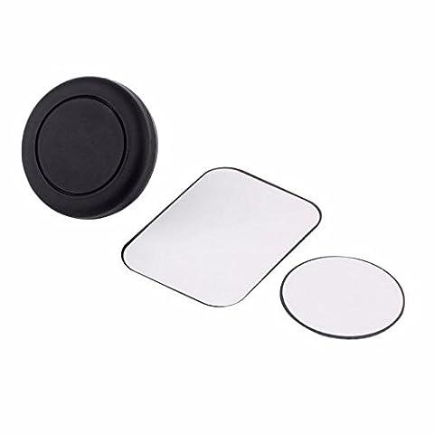 Grille d'aération support pour téléphone portable, Omiky® magnétique support de voiture support de voiture cradle pour GPS iPhone téléphone portable