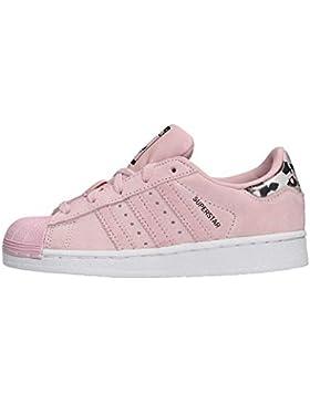 Adidas Superstar C, Zapatillas de Deporte Unisex niños