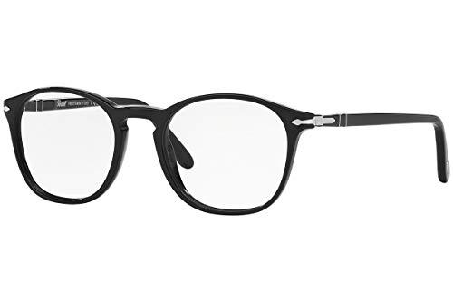 Persol Gestell 3007V 95 (50 mm) schwarz