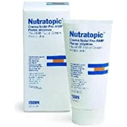 Isdin - Crema Facial Pro-AMP Nutratopic 50 ml