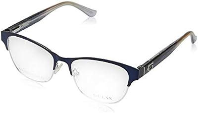 Guess Optical Frame Gu2679 091 52 Monturas de gafas, Azul (Blau), Mujer