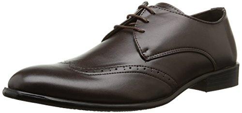 Casanova Salant, Chaussures lacées homme Marron (Marron Foncé)