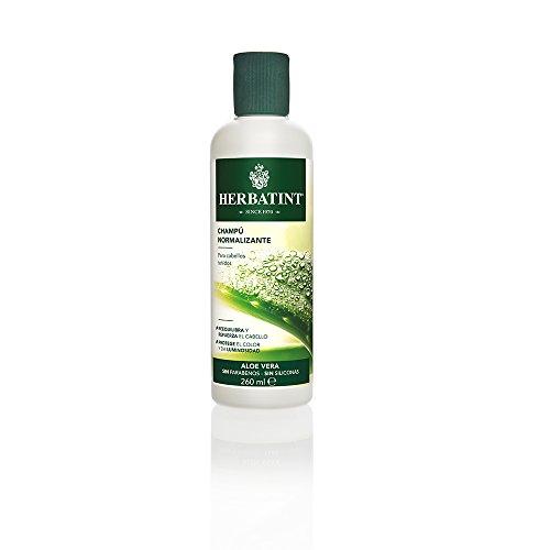 Shampoo normalizante 260ml (Öl Seed Meadowfoam)