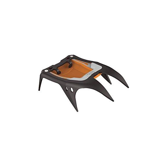 Petzl Erwachsene Vorderteil IRVIS Steigeisenzubehör, schwarz, 33 x 12,7 x 7,6 cm