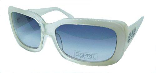 ESPRIT Women's Sunglasses white Perlmut