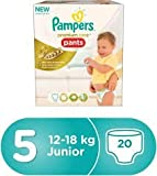 #9: Pampers Premium Care Pants Size 5(20 Pants)