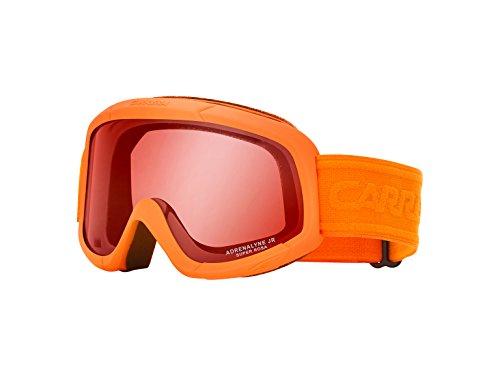 Carrera Jr Occhiali da sci Adrenalyne, Orange Matte, m002993ed99og