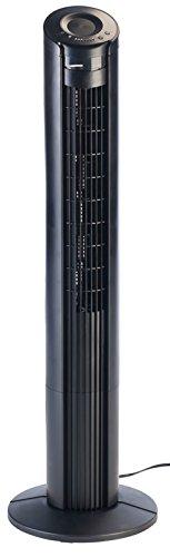 Ventilateur colonne oscillant 55 W / 115 cm avec télécommande