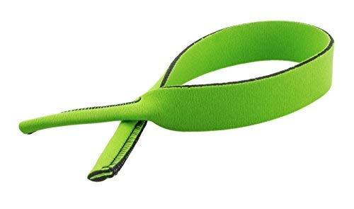 Edison & King Elastisches Brillenband - Sportbrillenband - Brillenkordel- in verschiedenen Farben, Größe: ca. 38 cm (Apfelgrün)