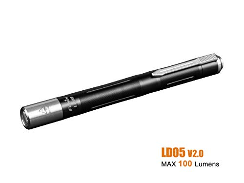 FENIX Dual Lighting Sources/Working Penlight LD05 V2.0