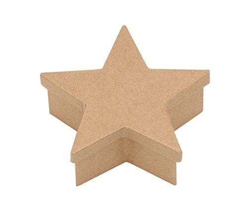 Stern-Box/Pappe 140x134x50mm