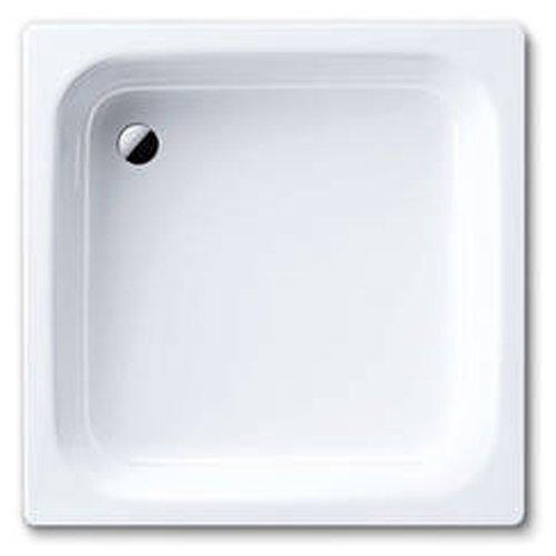 duschwannen kaldewei Kaldewei SANIDUSCH Stahl-Duschwanne 90 x 90 x 14 cm weiß