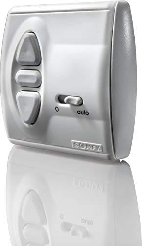 Somfy 2400850 - Interrupteur Récepteur Radio pour Volets Roulants RTS