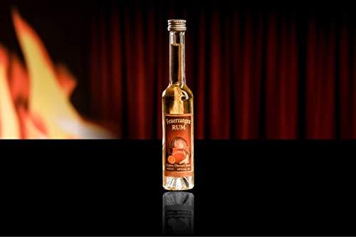 Feuerzangentasse Übersee-Rum (100ml) Langhalsflasche