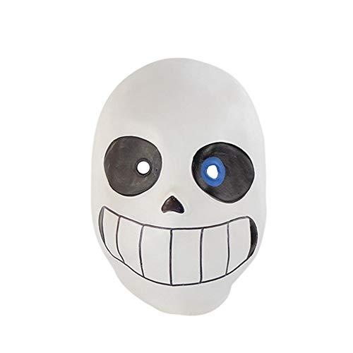 Spielzeug -Artistic9 Lustige Halloween Masken für Erwachsene und Kinder Latex Maske Full Head Helm Cool Spooky Ghost Cosplay Halloween Kostüm Maske Prop Holiday Party - Spooky Ghost Kind Kostüm