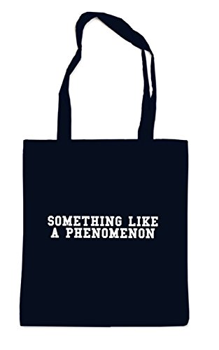 Something Like A Phenomenon Sac Noir