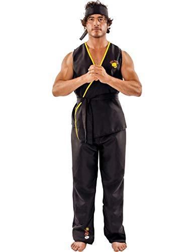 (Viper Kai Karate Kostüm für Erwachsene Extra Large)