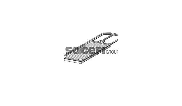 Fram Ca5898 Luftfilter Auto